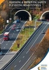 """The PIARC technical report """"Assessing and Improving Safety in Existing Road Tunnels"""" is now available in Spanish"""