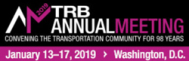 98th TRB Annual meeting