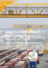 Good Practices on Multi-Modal Freight Transport Policies and Truck Management on Highways