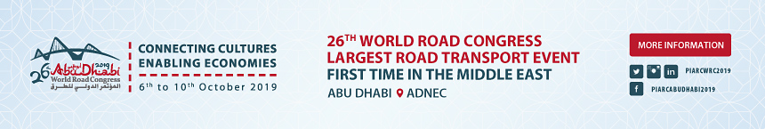 XXVIth PIARC World Road Congress Abu Dhabi 2019 - World Road Association